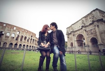 Honeymoon in Italy (Roma Snap)