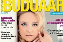 Buduaar covers
