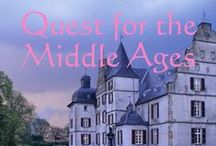 Quest for the Middle Ages / Our Quest for the Middle Ages program will introduce your students to knights, kings, rascals and ruffians. You will take a journey to the Medieval times and visit castles in your studies.