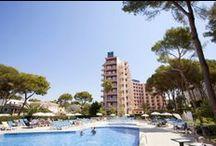 Hotel Pabisa Sofía***sup / Das Hotel Pabisa Sofia***Sup ist perfekt im Zentrum der Playa de Palma – eines der bekanntesten und beliebtesten Tourismusgebiete auf Mallorca - gelegen.