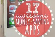 Money-Saving Apps / It's easy to save money with your smart phone. Use these apps to make it happen. / by WESTconsin Credit Union