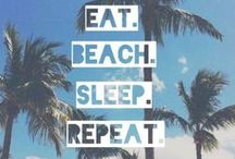 Beach Quotes / Everything is better at the beach!