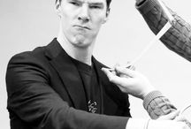 Benedict Cumberbatch / A perfect example of a gentleman