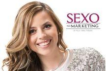 Paula Tinoco Trindade / Quem é a autora da marca SEXO no Marketing? Paula Tinoco Trindade dá a cara pela marca e pelos textos...  Mais informação em http://sexonomarketing.com/author/paulatinocotrindade/