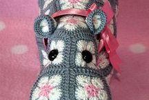 crochet/knit/yarn / by Melanie Metz