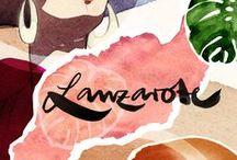 Lanzarote - Special pictures / Imaginative and extraordinary pictures of the island. Imágenes e ilustraciones. Una visión diferente de la isla volcánica de #Lanzarote #Canarias #IslasCanarias #Canary #Canaryislands #Spain
