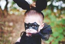Halloween / Inspirationen für Halloween. Kinder & Parties.
