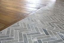 Floored: Mesmerizing Flooring / Flooring that catches our eye. You don't just walk on it, it makes a statement.