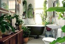 Sit, Stand or Stay? Incredible Bathrooms & Powder Rooms