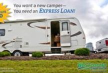 Campers & Camping / All things campers and camping! / by WESTconsin Credit Union