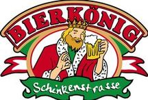 """Bierkönig / The most famous beer garden and live-music venue in Playa de Palma, Mallorca. It is located on the so-called """"Schinkenstraße"""" only about 100meters from the Mediterranean Sea and the sandy beach.The complex has an area of more than 3,000m². 15 big TV screens and 2 massive screens let you follow all major sports events while enjoying your beer. There are two stages and a state of the art sound system for the daily live-music shows and the 3 Resident DJs that always guarantee a great party."""
