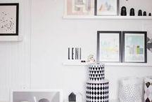 Kinderzimmer / Kinderzimmer Inspirationen und DIY. Home & Interieur