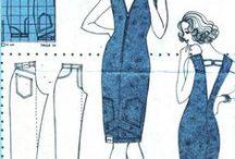 Corte e costura - models