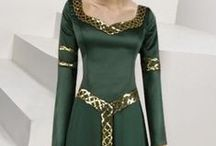Vestiti celtici, gotici e rinascimentali..^^ / vestiti da sogno