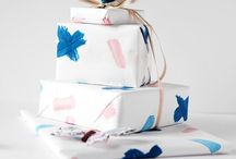 • Gift Wrapping •