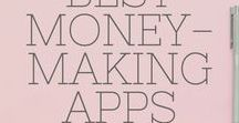 Best Money-Making Apps / All of the best apps. Top paying apps, money-making  apps, teaching apps, shopping apps, cash back apps etc