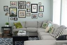 Make Room for Family / Family room styles and ideas.