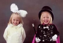 Farsangi jelmez ötletek Ikreknek - Costume ideas for twins
