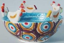 Ceramics Art / Ceramica Artistica dal Mediterraneo Ceramic Art from Mediterranean