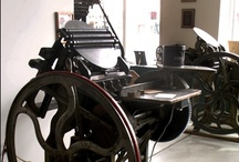 printing | letterpress / assemblage of all things printing and letterpress.