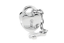 Sterling Silver Charms - PANDORA