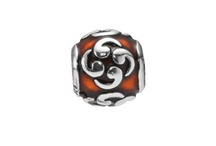 Sterling Silver Charms with Enamel - PANDORA