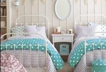 Iker gyerekszoba ötletek - Twin room ideas