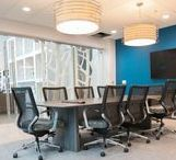 Conference Rooms & Collaborative Spaces / NBF's favorite conference room products (like conference chairs and tables) and conference room design inspiration.