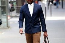 Business Casual - Men / Business casual dress for men.