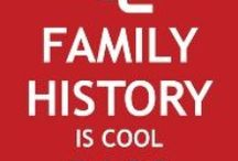 Family History Sentiments / Poems, Posters and things to think about.