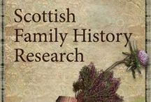 Scotland : Genealogy / Does your family history research lead to Scotland? Follow our board to find websites and information to help you with your research. We can help with your family history research. www.memoriesintime.co.nz