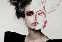 art & illustrations & sculptures / everything art ∞