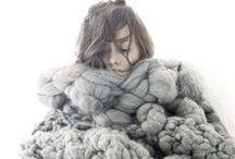 FOTOGRAFÍA DE TEJIDOS / Photos inspired #Fashion #Knit #Knitwear #Tejidos #Fotografia #Invierno