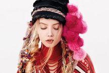 INSPIRACION NORTEÑA / Inpiracion Latino America #norte #Argentina #Jujuy #Bolivia #Peru #fashion #moda #editorial
