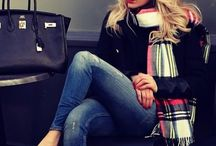 Inspiration - Casual Chic / Styling ideas and clothing inspiration for work and the weekend.