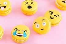 EMOJI / An Emoji themed party for the kid at heart.  Because we all have a fun and quirky side to us that is reflected in the emojis we use on a daily basis.  So we should proudly embrace the emojis that reflect who we are; and have a blast while doing just that!