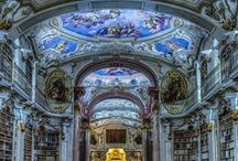 Epic Libraries / Beautiful libraries from around the world