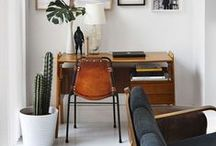 • Home office • / Smart ideas for your home office!
