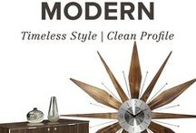 Mid-Century Modern Design / Discover the timeless style and clean profile of mid-century modern office furniture from NBF.