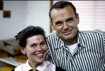 • Charles & Ray Eames • / Charles & Ray Eames are a couple of American designers. Shop them products here: http://bit.ly/2a5owiw