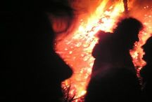 Easter fire / Easterfire