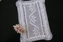 Schemi uncinetto - maglia / Tanti schemi dalla rete