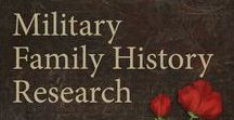 Military : Genealogy / We're collecting together places for you to find out about your military ancestors. It is important to share their stories.