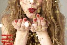 Ideas book de fotos navidad y año nuevo / Ideas e inspiración para sesiones de fotos de mujer en navidad y año nuevo.  #bookdefotos #sesiondefotos #mujer #navidad #añonuevo