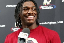 RGIII / Dedicated to the Redskins new Commander in Chief.