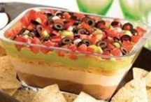 Appetizers & Sides (except salads) / Recipes are all over the board (no pun intended) / by Joe Sarappo