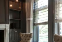 Client Palette: Curtains