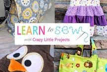 Sew cute! / by Carolyn Schultz