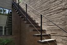 Stairs + Railings