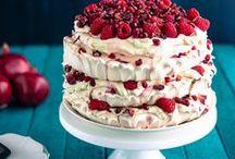 Food: Cake Loving / A collections of the most yummiest fancy cakes from chocolate to strawberry. | Eine Sammlung der leckersten Torten und Kuchen von Schokolade bis hin zu Erdbeer